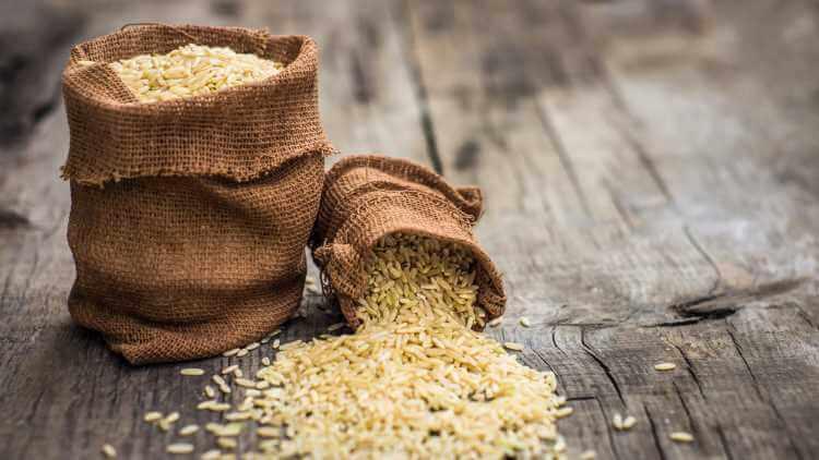 אורז מלא אורגני