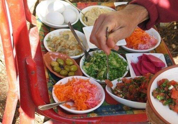 ארוחה טורקית ב-1992